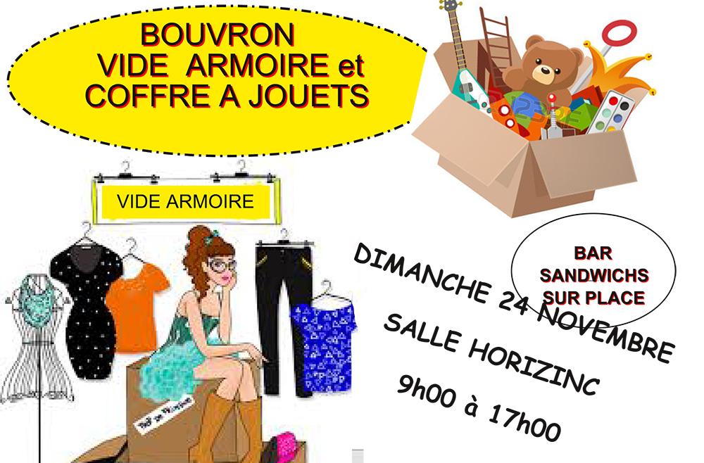Vide armoire Bouvron - Association des parents des petits felix